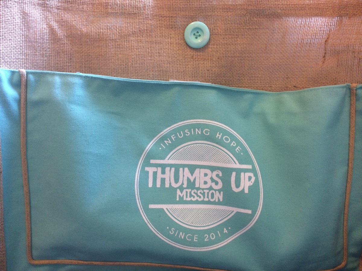 Chair Massage at 9th Retreat in Jasper | Thumbs Up Mission | Keaton Franklin Coker Foundation | Gainesville, GA