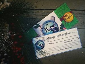 Holiday Christmas Gift Certificates Available | Massage Therapy | Heaven Sent Massage of Ellijay | Ellijay Georgia (GA) 30540