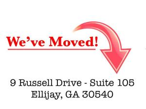 We've Moved to 9 Russell Drive Suite 105 Ellijay, GA 30540 | Heaven Sent Massage of Ellijay | Therapeutic & Relaxation Massage | Ellijay GA 30540 | Massage in Ellijay