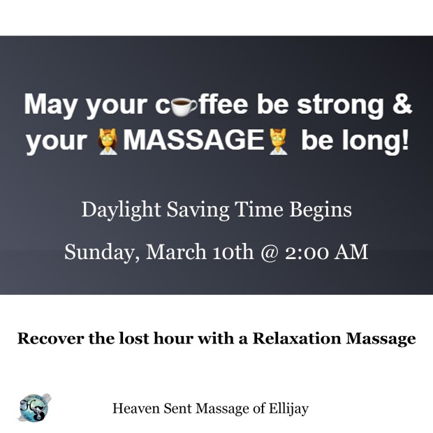 May your coffee be strong & your massage be long! | Massage Therapy | Heaven Sent Massage of Ellijay | Ellijay Georgia (GA) 30540