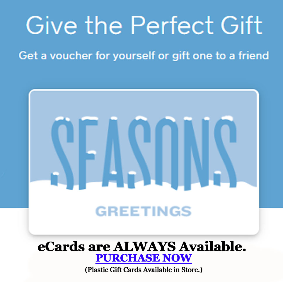 Give the Perfect Gift - Purchase eCards